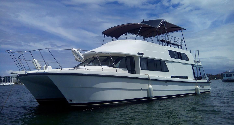 Gold Coast Boat Cruise Bucks Party Ideas