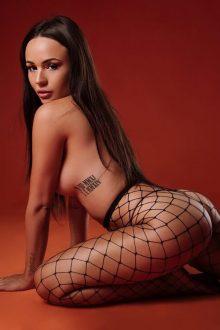 Amelia Queensland Topless Waitress