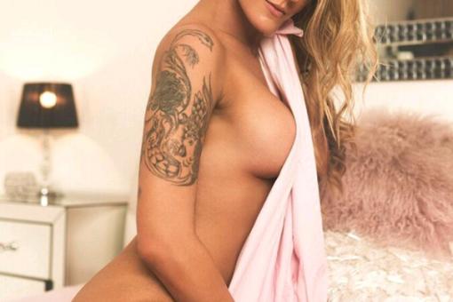 Jade Eden Queensland Topless Waitress