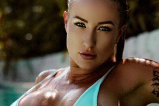 Maddison Maeve Perth Stripper