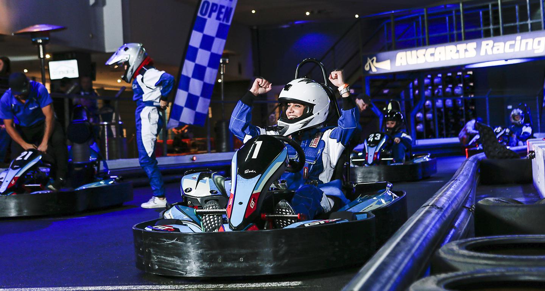 Port Melbourne Go Karts Bucks Party
