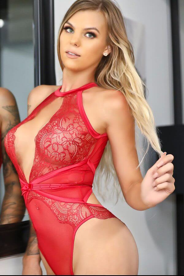 Lara Rose Topless Waitress QLD