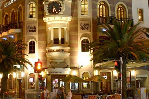 The Clock Hotel Surfers Paradise