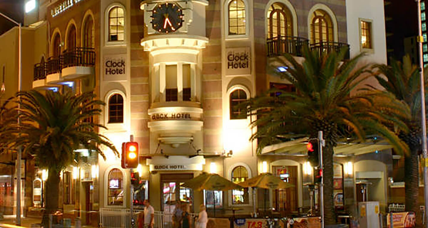 The Clock Hotel Surfers Paradise